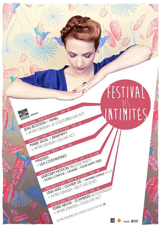 festival intimité