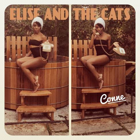 elise and the cats
