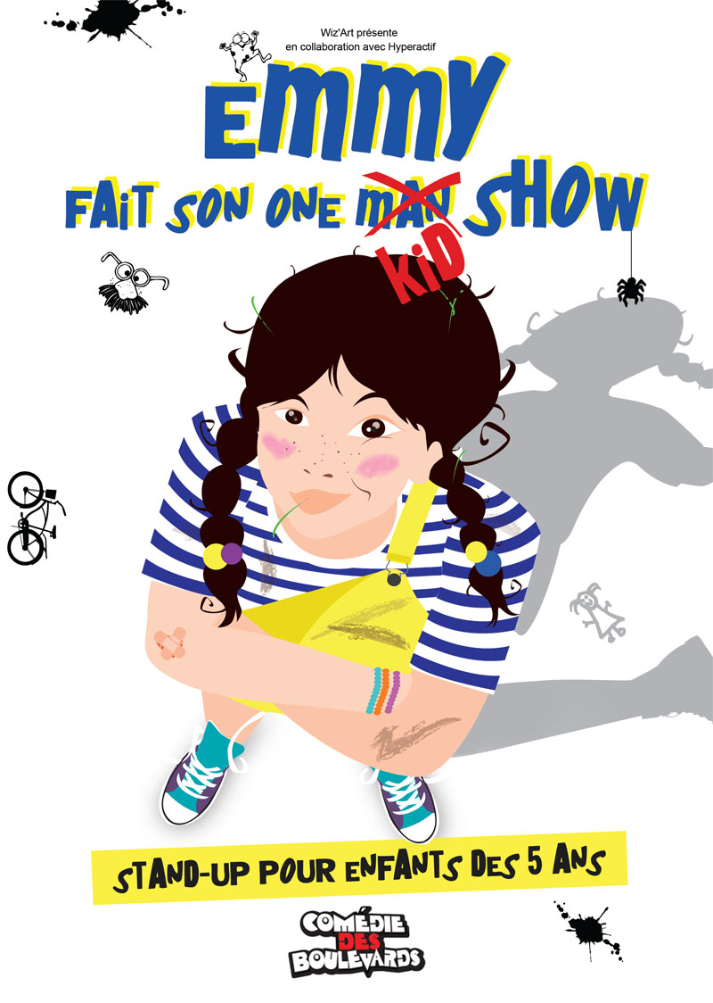 one kid show